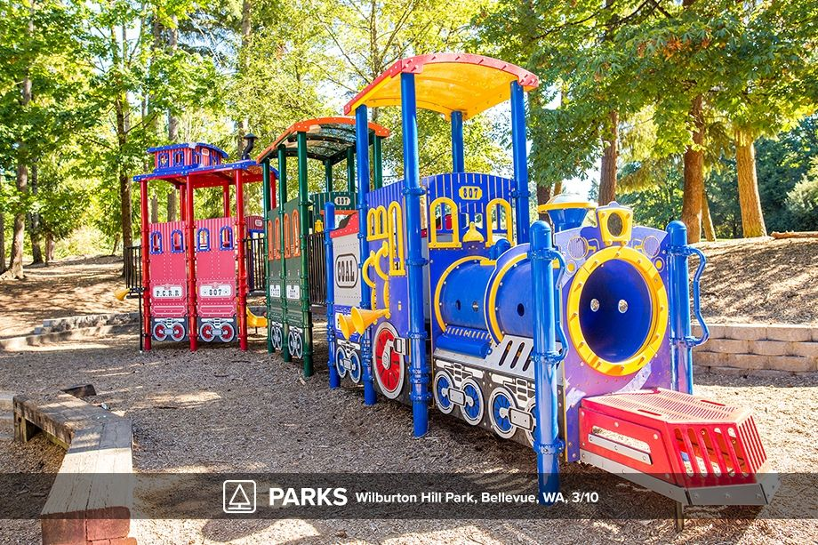 Parks-Wilburton Hill Park