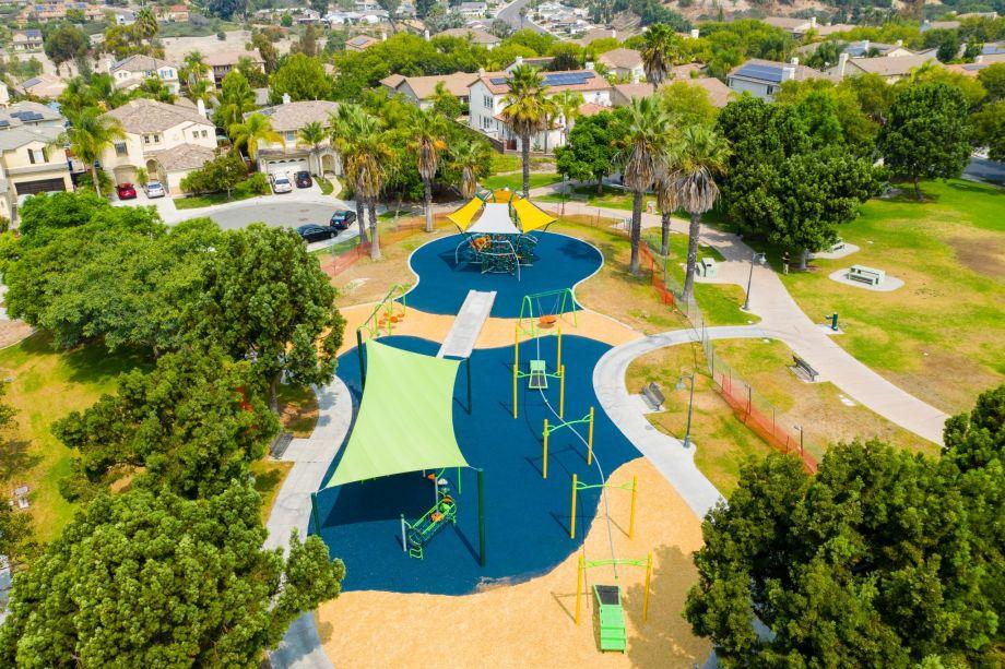 City of Chula Vista Breezewood Park 1