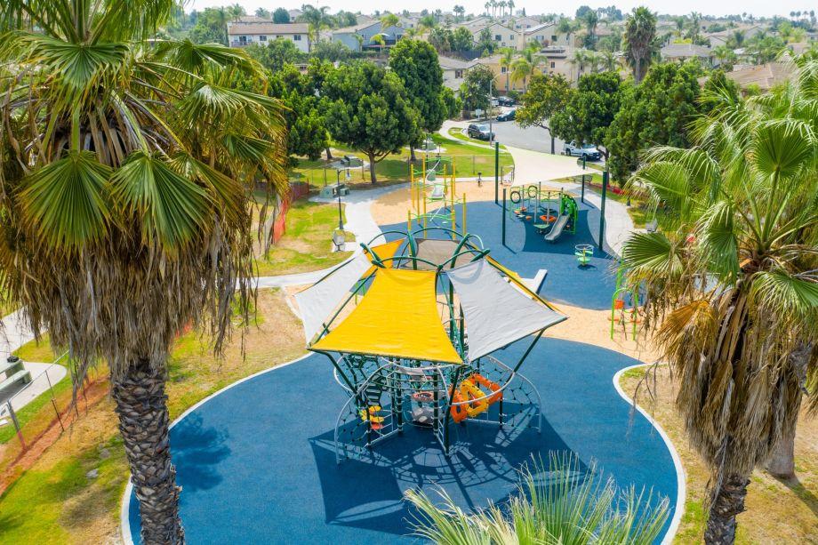 City of Chula Vista Breezewood Park 2