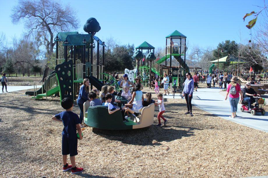 City of Santee Mast Park 2