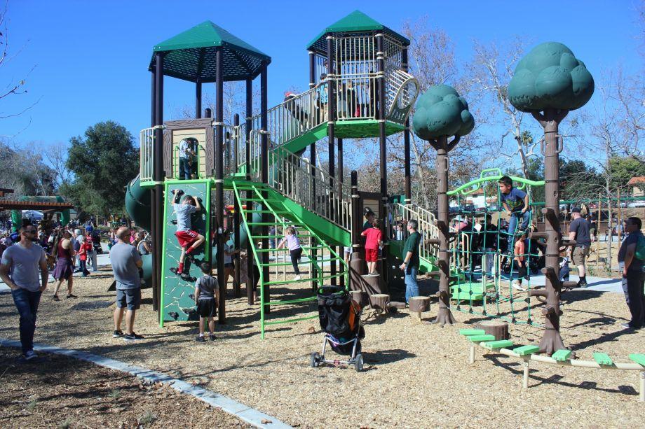 City of Santee Mast Park 4