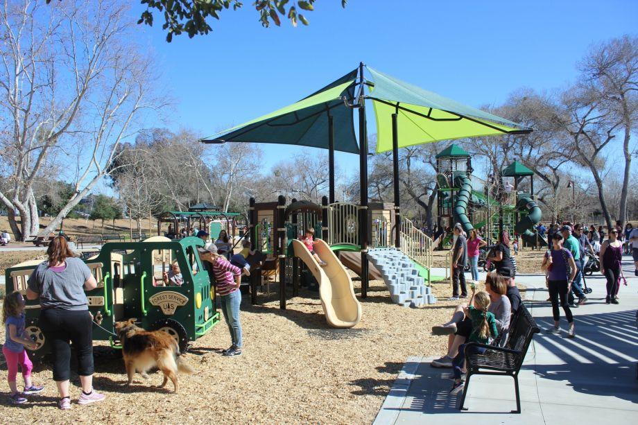 City of Santee Mast Park 3