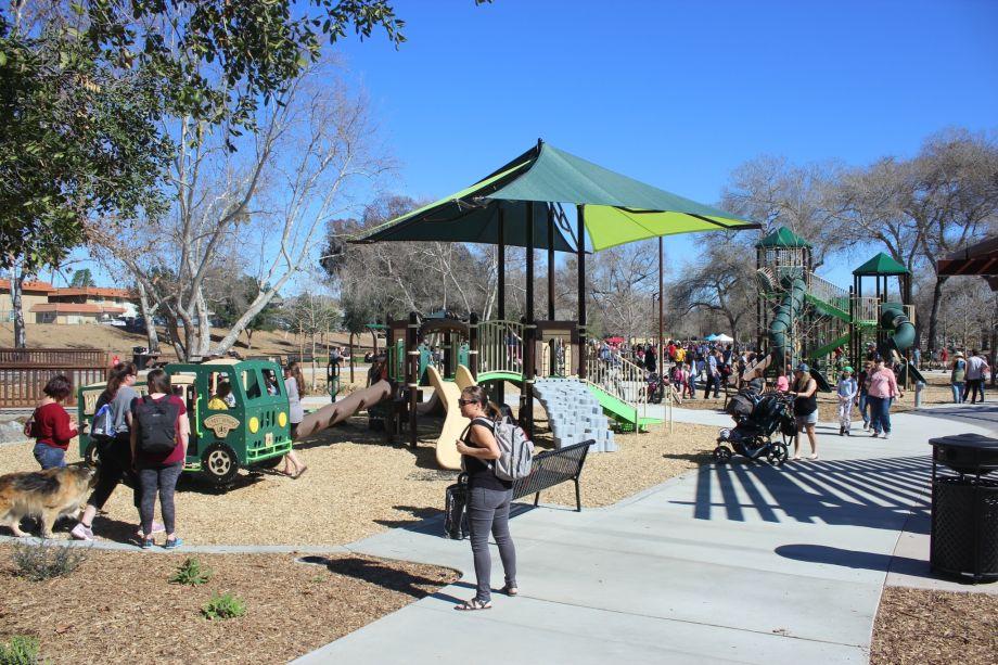 City of Santee Mast Park 7