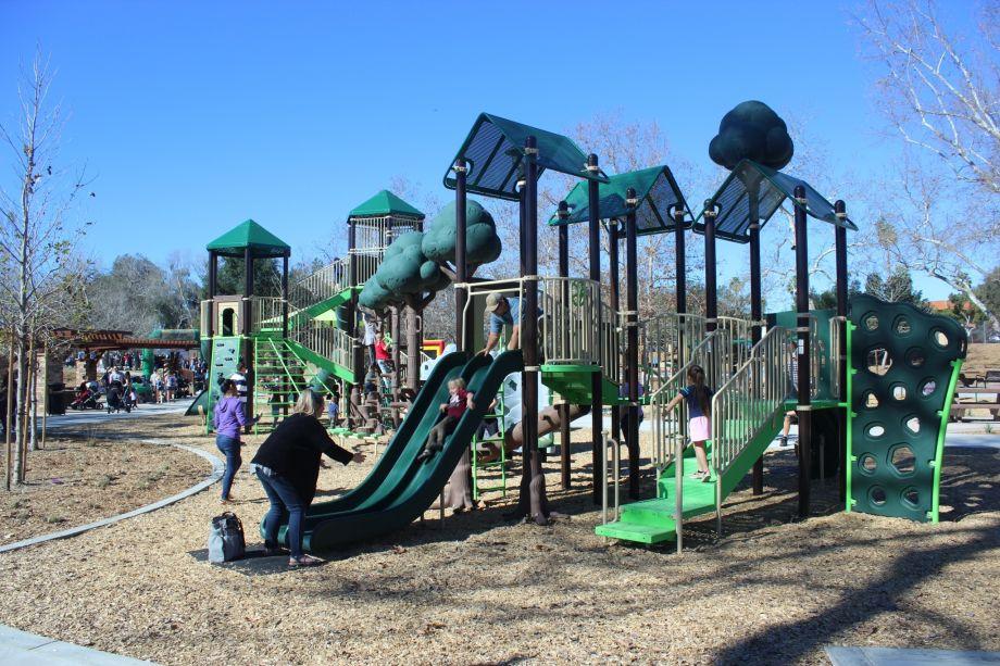 City of Santee Mast Park 1