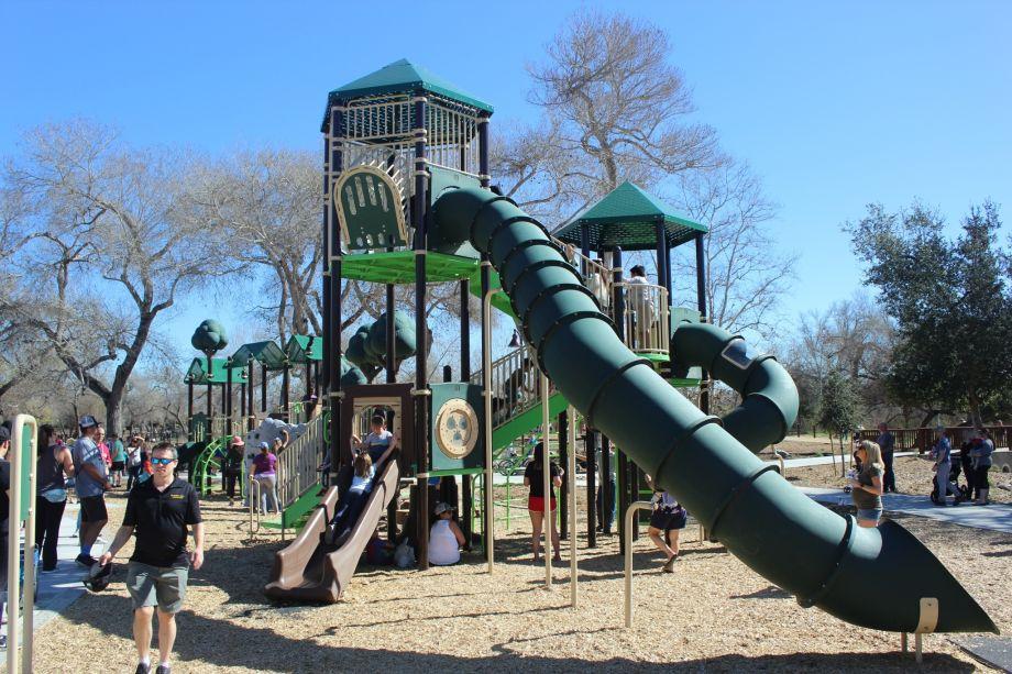 City of Santee Mast Park 5
