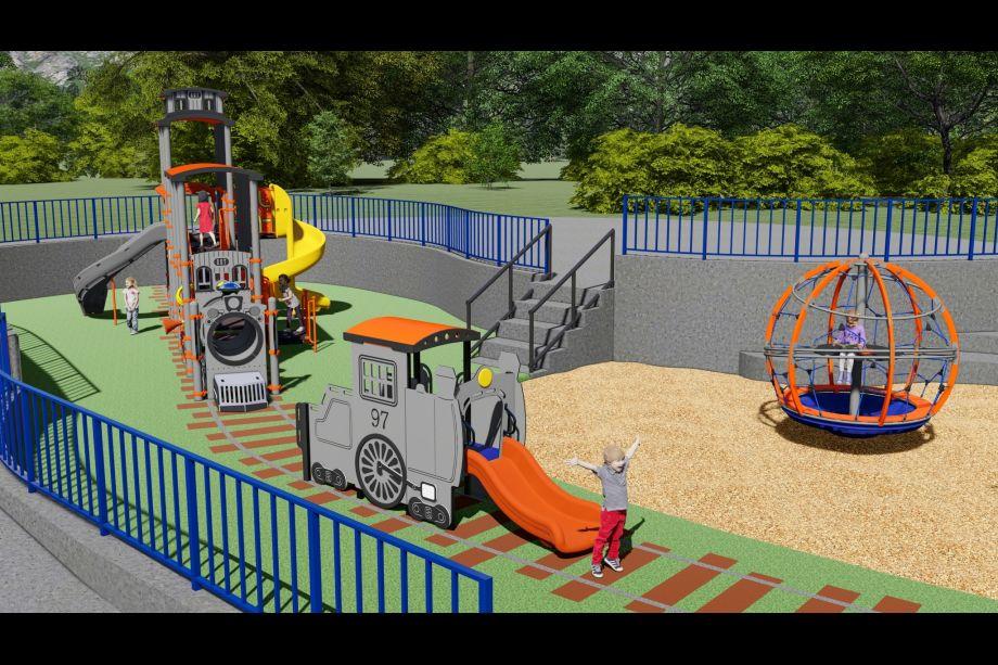 City of Corona Cresta Verde Park Soon to be Built
