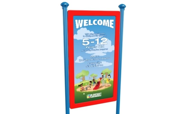 A2-1310-2_Custom Printed Sign_Double