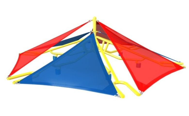 S-18028-RV14_14_ft_Revolution_Hex_Canopy_Shade_Sail