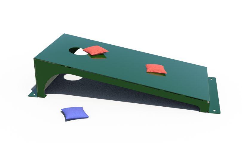 PC4430 Cornhole Board