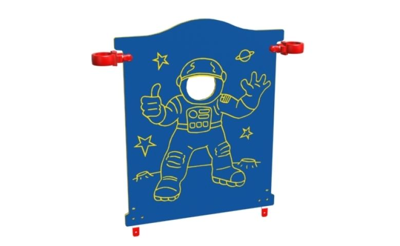 S-1657-R35-Astronaut