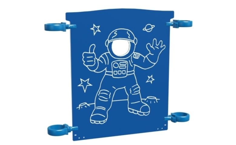 S-1657-R5G_Astronaut Ground