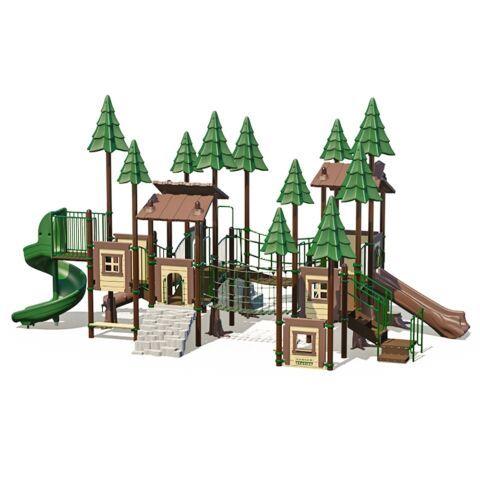 Tree House Themed