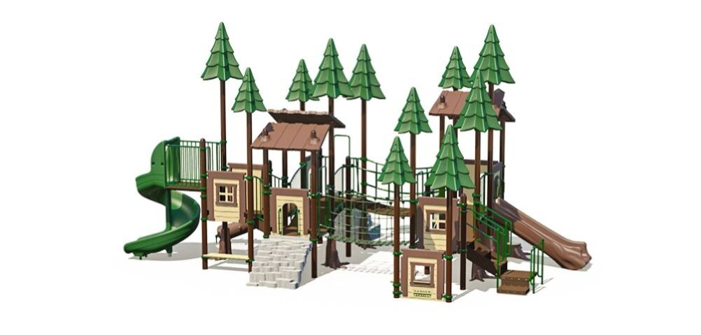 Tree House Themed Front