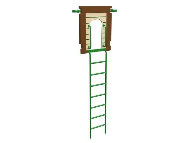S-1210-1677-96R5_Ladder Vertical_Tree House Entry
