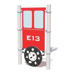 S 1623 DC WSP Fire Truck Wheel Seek Panel Media Standard 1