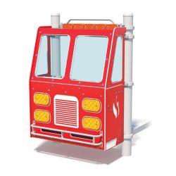 S 1623 DC CAB Fire Truck Cab Media Standard 1